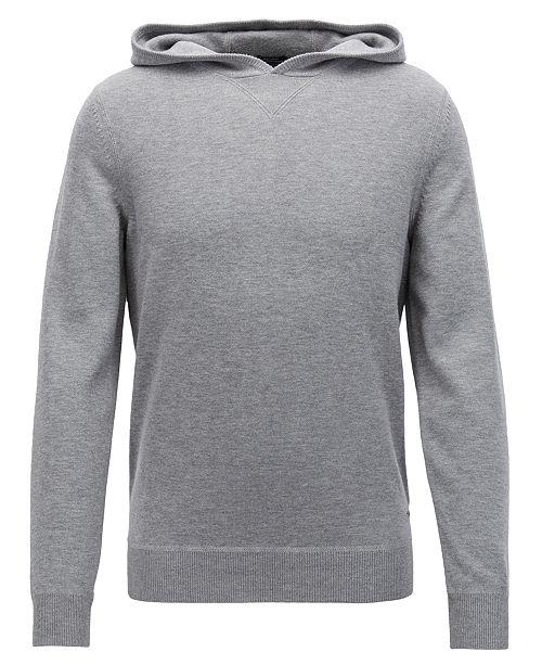 Hugo Boss BOSS Men's Hooded Sweater