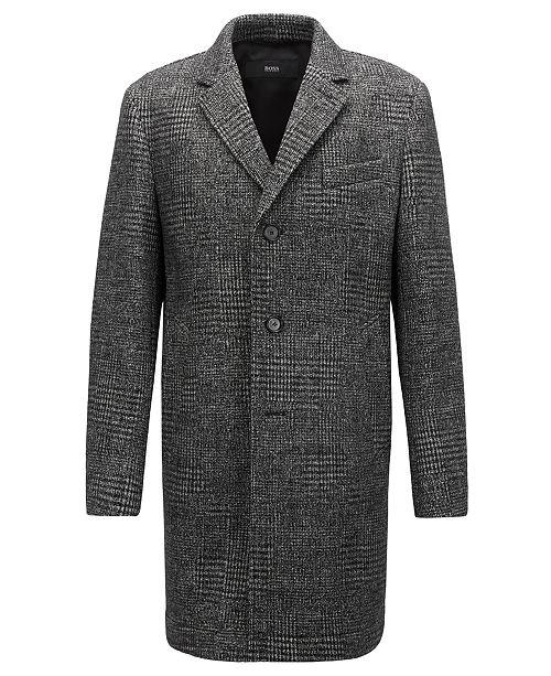 Hugo Boss BOSS Men's Slim-Fit Coat