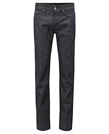 BOSS Men's Slim-Fit Stretch Denim Jeans