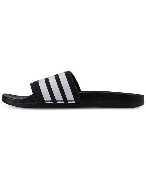 6f63c1c748c6 adidas Men s Adilette Comfort Slide Sandals from Finish Line ...