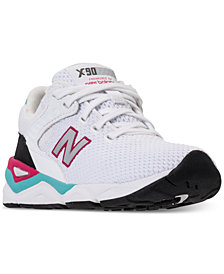 New Balance Boys' X90 Running Sneakers from Finish Line