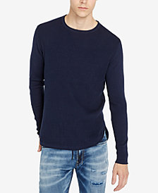 Buffalo David Bitton Men's Classic Fit Wiround Sweater
