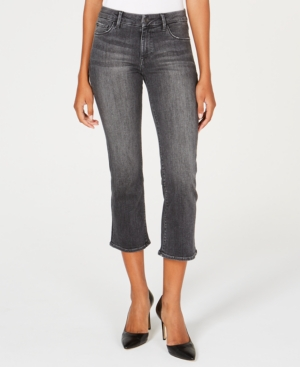 M1858 Lucy Mid-Rise Cropped Flared Jeans, Created for Macy's