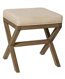 Amazing Hillsdale Bellamy Backless Vanity Stool Reviews Home Caraccident5 Cool Chair Designs And Ideas Caraccident5Info