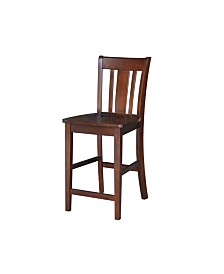 "San Remo Counterheight Stool - 24"" Seat Height"