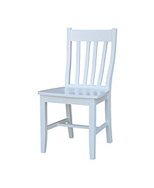 Cafe Chair, Set of 2