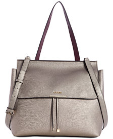 Guess Varsity Pop Top Handle Satchel