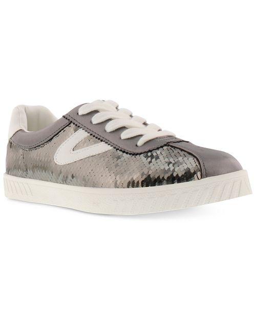 Tretorn Little & Big Girls Camden Shine Sneakers