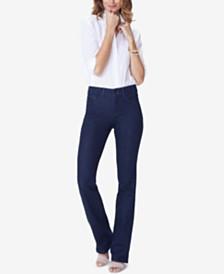NYDJ Petite Barbara Tummy-Control Bootcut Jeans