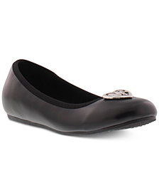 Michael Kors Little & Big Girls Faye Nollie Flats