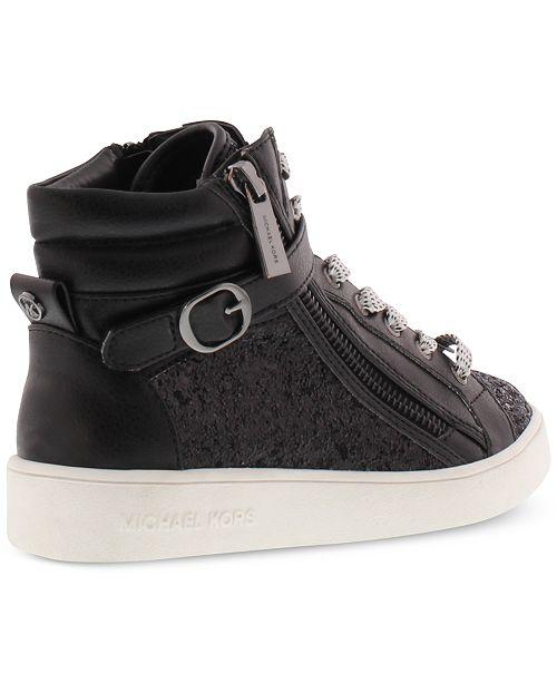 cf50edcf055 Michael Kors Big & Little Girls Ivy Calla Sneakers & Reviews - Kids ...