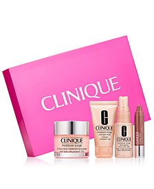 Clinique 4-Pc. More Than Moisture Set