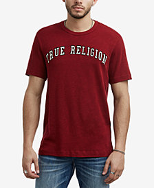True Religion Men's Embroidered Logo T-Shirt