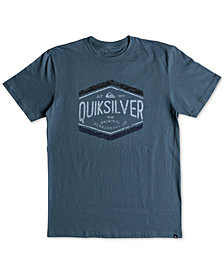 Quiksilver Men's Sketch Member Logo Graphic T-Shirt