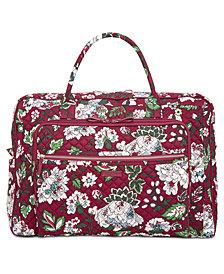 Vera Bradley Iconic Grand Weekender Bag