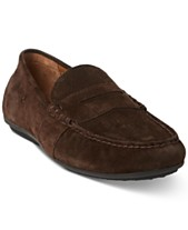 78bc90243b5 Polo Ralph Lauren Men s Reynolds Penny Suede Drivers