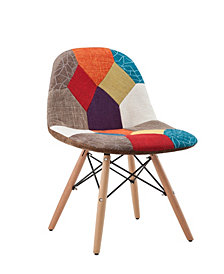 Multi-color Dining Chair