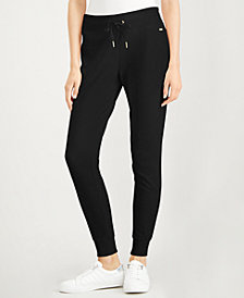 Calvin Klein Tapered Drawstring Joggers