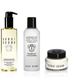 Bobbi Brown 3-Pc. Power Trio Skincare Set