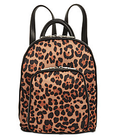I.N.C. Farahh Nylon Backpack, Created for Macy's