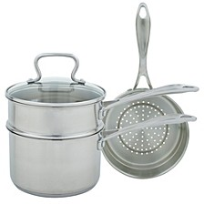 4pc Stainless Steel Set