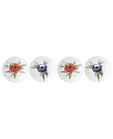 Lenox Passion Bloom Tidbits, Set of 4