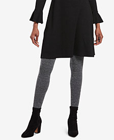 HUE® Brushed Sweater Tights