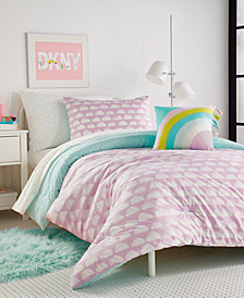 DKNY Kids Over The Moon Twin Comforter Set