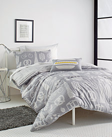 DKNY Kids NYC Full/Queen Comforter Set