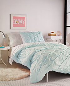 DKNY Kids Aqua Twist Twin Comforter Set