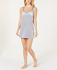 Flora by Flora Nikrooz Velour Chemise