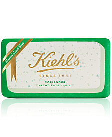 Kiehl's Since 1851 Limited Edition Gently Exfoliating Body Scrub Soap - Coriander