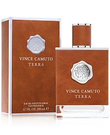 Vince Camuto Men's Terra Eau de Toilette Spray, 6.7-oz., Created for Macy's