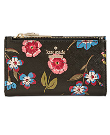 kate spade new york Cameron Street Meadow Mikey Wallet