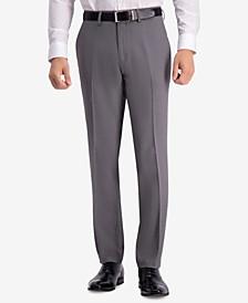Men's Modern-Fit Micro-Check Dress Pants