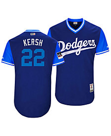 Majestic Men's Clayton Kershaw Los Angeles Dodgers Players Weekend Authentic Jersey