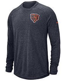 Nike Men's Chicago Bears Stadium Long Sleeve T-Shirt