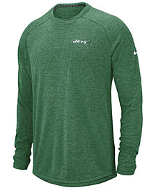 Nike Men's New York Jets Stadium Long Sleeve T-Shirt