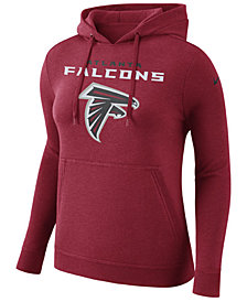 Nike Women's Atlanta Falcons Club Pullover Hoodie