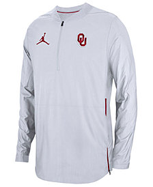 Nike Men's Oklahoma Sooners Lockdown Jacket