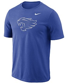 Nike Men's Kentucky Wildcats Dri-FIT Cotton Logo T-Shirt