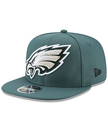 New Era Philadelphia Eagles Meshed Mix 9FIFTY Snapback Cap