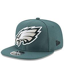 New Era Philadelphia Eagles Meshed Mix 9FIFTY Snapback Cap