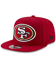 New Era San Francisco 49ers Meshed Mix 9FIFTY Snapback Cap