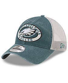 New Era Philadelphia Eagles Patched Pride 9TWENTY Cap