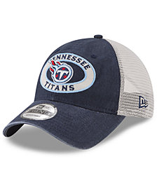 New Era Tennessee Titans Patched Pride 9TWENTY Cap