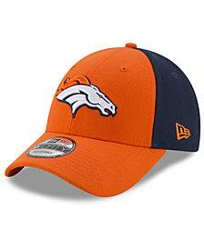 New Era Denver Broncos Team Blocked 9FORTY Cap