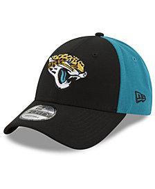 New Era Jacksonville Jaguars Team Blocked 9FORTY Cap