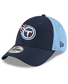 New Era Tennessee Titans Team Blocked 9FORTY Cap
