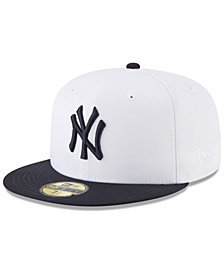 New Era New York Yankees Batting Practice Wool Flip 59FIFTY Fitted Cap